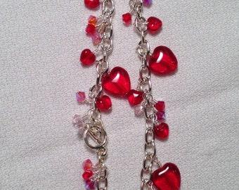 Tiny Heart Bracelets