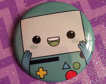 Adventure Time BMO Button