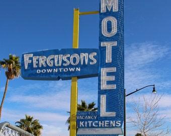 Fergusons Motel - Las Vegas, NV 2015