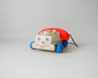 Fisher Price Rotary Chatter Telephone