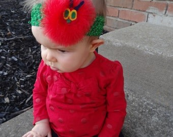 Caterpillar Headband