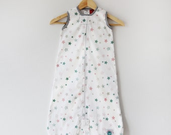 Baby Sleep Bag - Organic Cotton (Starlight)