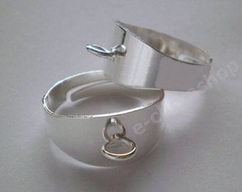 10-piece slotted ring base