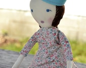 Reserved for Lisa***Boy Rag Doll Prototype