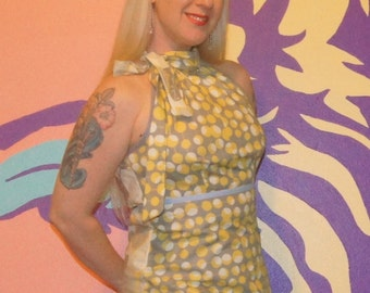 Amy Butler Print Sleeveless Cotton Top