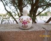 RESERVED for Debra ~ Irice Perfume Bottle ~ 100% Animal Charity
