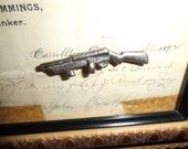 Vintage Miniature Toy Gun