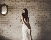 Silk Gauze Ombre Wedding Gown - The Clementine