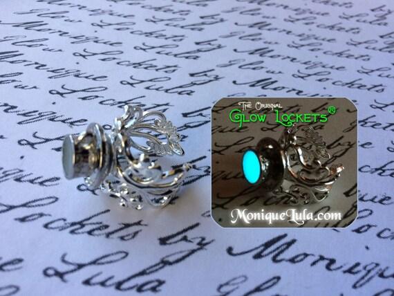 Glowing Tea Cup Alice In Wonderland Ring Teacup