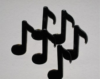 Music Musical Note Push Pins for Bulletin  Board