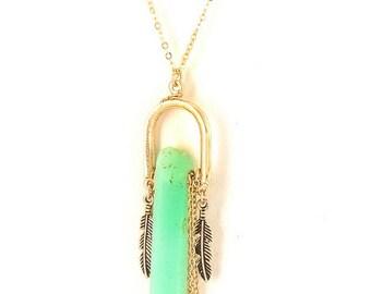 Boho Long Necklace*