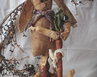 Prim Bunny---Reginald Rabbit