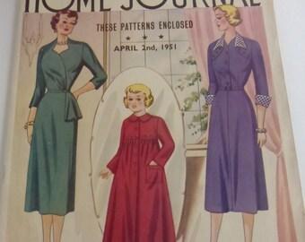 Vintage Austrailian Home Journal Magazine April 2, 1951