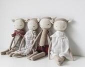 foundling no. 1 | handmade rag doll