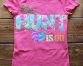 Easter Egg Hunter Shirt, Made To Order, Easter Shirt for Girls, Easter Basket Gift, Easter Egg Hunt Shirt, Spring Celebration Shirt