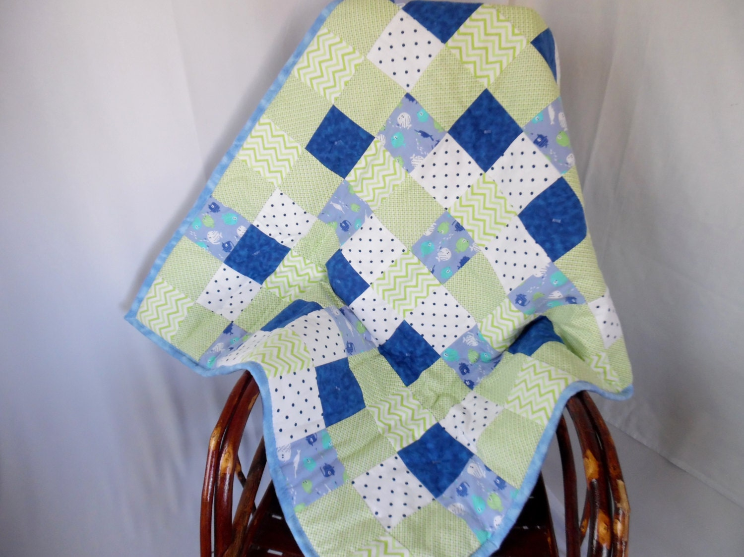 Crib size quilts for sale -  Zoom