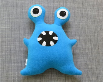 Blue Plush Monster,  Noah
