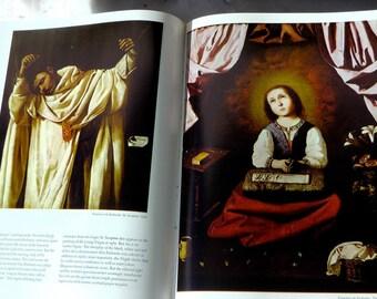 Vintage 70s Time-Life illustrated art books Titian Durer Delacroix Gainsborough Velazquez portraits gothic religous abstract classical LOT