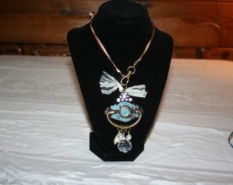 Boho Handle Necklace