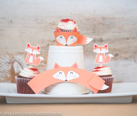 Cute Birthday Cake Toppers