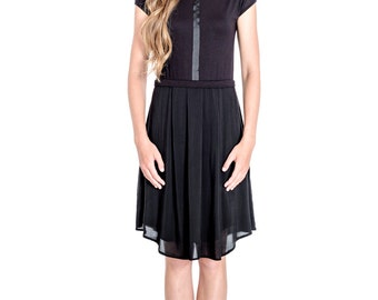 Dress with ribbon #R04PE15 was 180CAD