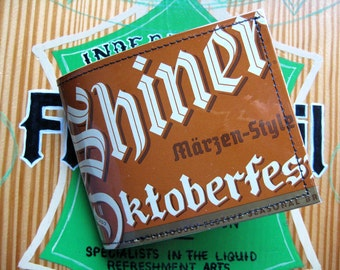 Shiner Oktoberfest Wallet
