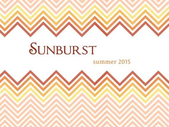 instant download line sheet photoshop template sunburst. Black Bedroom Furniture Sets. Home Design Ideas