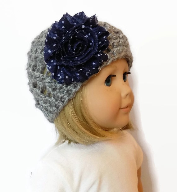 18 Inch Doll Hat Doll Clothes Knit AG Doll Beanie