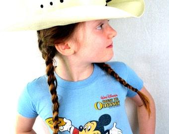 Vintage Stetson KIDS SIZE Cowboy Hat