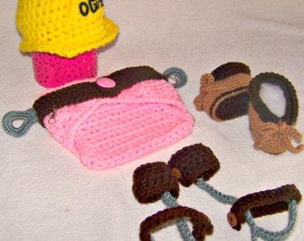 Lineman Baby - Baby Lineman Outfit - Power Lineman - Lineman - Baby Photo Prop - I Love My Lineman - Baby Outfit - Linemen - Lineman Wife