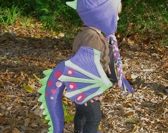 Baby Dragon Set perfect for SToMpING AND SOARing - The KitANdKaBooDLE