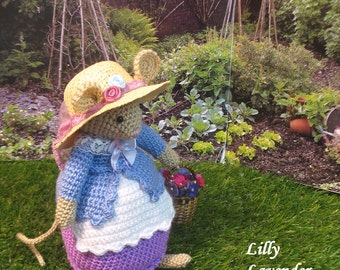 Brambly Hedge   Lilly Lavender mouse
