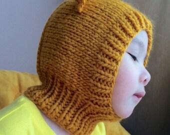 NEW 3T-5T Pooh Bear wool hat  #68
