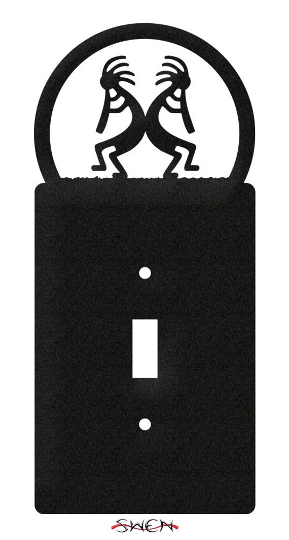 Kokopelli Light Switch Plate Cover