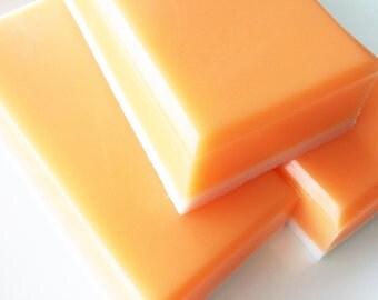 Orange Creamsicle Soap Bar - Bath Soap - Bar Soap - Orange Dreamsicle Soap - Soap