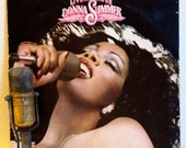 """Donna Summer - """"Live and More"""" (Original 1978 2LP Tri-Fold Casablanca Records with inner sleeve and """"Last Dance"""") - Vintage Vinyl"""