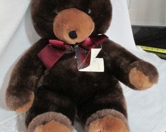 Harrods 1990 Teddy Bear Paper Tag  by Gatormom13