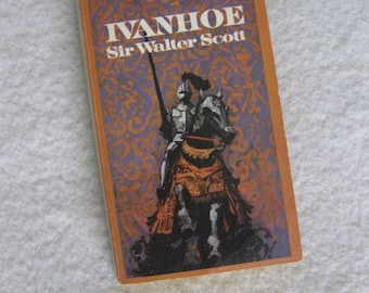 Ivanhoe by Sir Walter Scott - A Signet Classic Paperback
