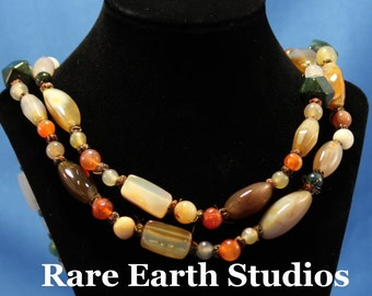 Antique Gemstone Necklace 16111465