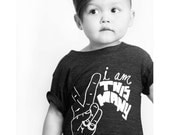 I Am This Many Kids Birthday Shirt - Boys or Girls Clothing - Funny Birthday Graphic Tee - Boys or Girls Birthday Shirt - I'm This Many