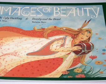 Images of Beauty by A.A. Milne, Marianna Mayer & Mercer Mayer, paperback