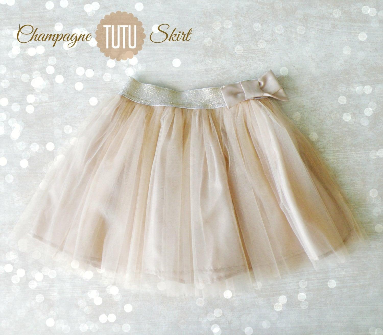 Girl Tulle Skirt