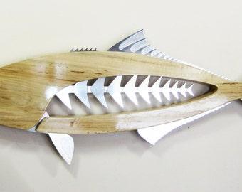 Kingfish in Natural Finish