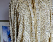 Wedding dress beaded sweater jacket wedding coat Bridesmaids mob