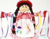 headbands ribbons scruntchies girls bedroom decor barrette keeper hair accessory holder girls storage   HH76