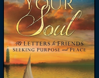 Fortify Your Soul : 40 Letters to Friends Seeking Purpose n Peace, Laurie Hayden Bergey Spiritual Book/ Self-Help Devotional/ Bible Study