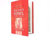 Artemis Fowl - The lost Colony Secret Storage Book Safe