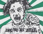 Sean from SLC Punk 8x10 Art Print