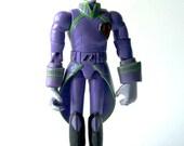 Exedor Robotech Macross Figure 1985, Vintage Toy, Action Figure