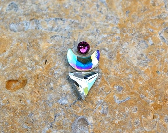 RAINBOW MOON Mini Bindi